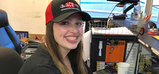 Service Advisor at ACE Automotive & Truck Repair